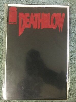 Deathblow Cybernary #1 (image Comics April 1993)