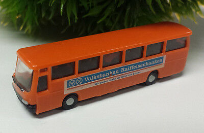 Spur Z Noch Reisebus Bus Volksbank orange 1:220 Mini Club OVP