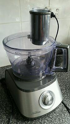 Sunbeam LC5000 MultiProcessor™ Compact Food Processor(missing dough blade)