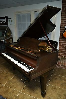 Sublime Steinway  Model M  Grand Piano /watch video  NO RESERVE