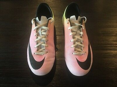Nike Mercurial Soccer Boots - Size 5 Youth