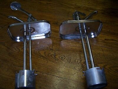 LOT OF 2 Cecilware Model 302KE Series Syrup / condiment Pump