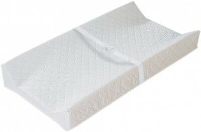 Baby Changing Pad Summer Infant Contoured Table Diaper Cover Safety Gift New
