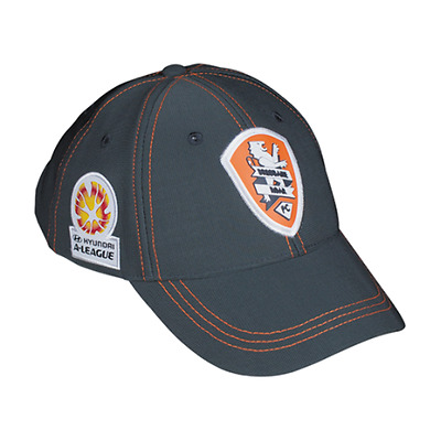 Brisbane Roar Cap- Official A-League Product