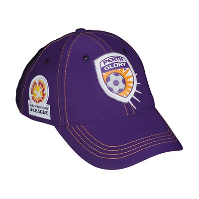 Perth Glory Cap- Official A-League Product