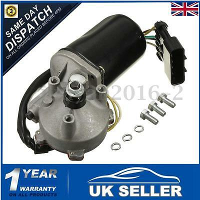 Black Front Windscreen / Wiper Motor 23000826 For Vauxhall ASTRA G Mk4 1998-2004
