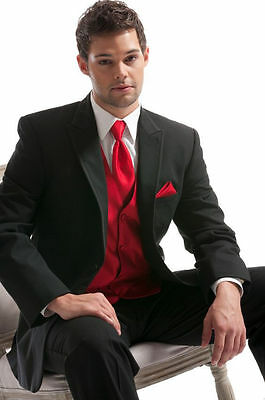 Business Formal Suits Groom Tuxedos Men's Wedding Suits Best Man Tuxedos Suits