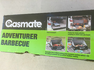 Gasmate Adventurer Portable Gas BBQ