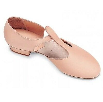 NIB #S0407 Bloch Grecian Sandal Lyrical Modern Teaching Dance Shoe, PINK