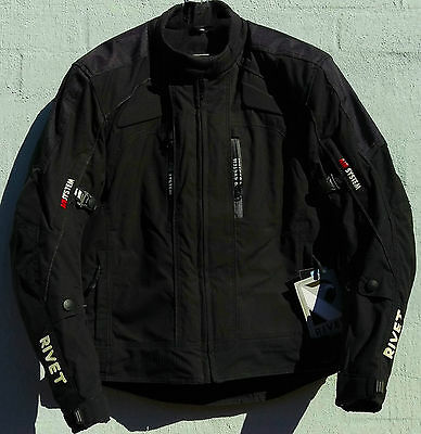 Motorbike Jacket RUNAWAY RIVET JACKET