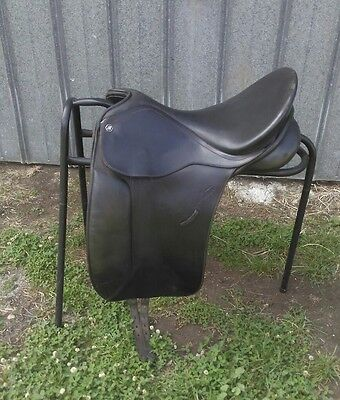 Bates Maestro Dressage English Saddle