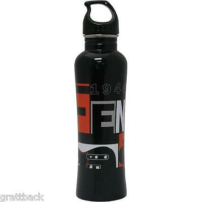 Water Bottle FENDER Guitare Guitar Travel Stainless drink thermo