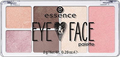 ESSENCE eye and face palette (01 glow for it) NEU&OVP