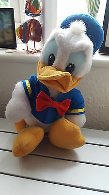 Disneyland Donald Duck Soft Toy late 1990s