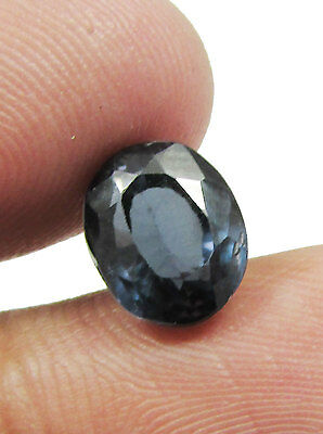 5.35 Ct Natural Oval Shape Changing Color Alexandrite Loose Gemstone