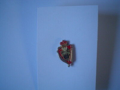 RUC/West Midlands Police pin badge