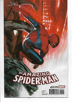 Amazing Spider-Man #24 - 1:25 Dell'Otto variant cover
