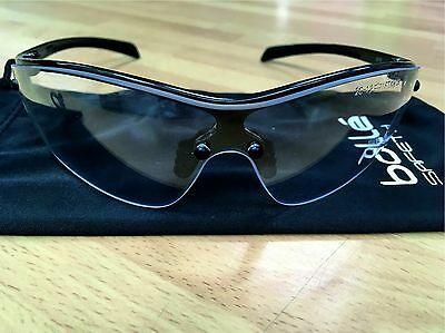 bolle Silium+ safety glasses tinted, clear and smoke