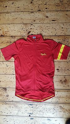 Rapha Country Cycling Jersey 'Spain' Red size S