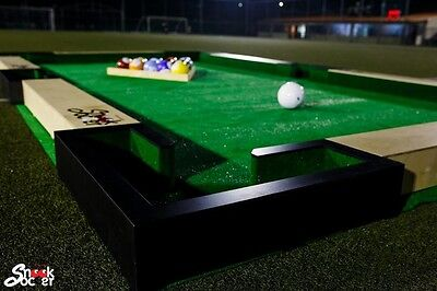 fussball billiard