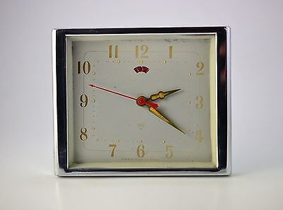 Vintage Chinese Mechanical Alarm Clock