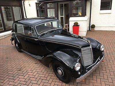 1953 Armstrong Siddeley Whitely 18HP *very rare*