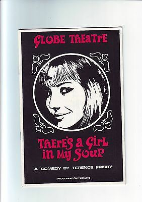 There's a Girl in My Soup - Globe Theatre