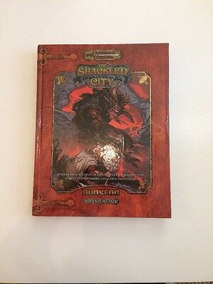 The Shackled City Adventure Path: D20 Dungeons And Dragons 3.0/3.5 & Pathfinder