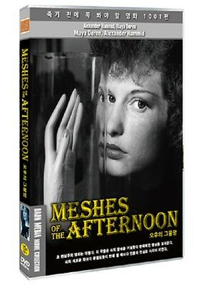 Meshes of the Afternoon (1946) - Maya Deren, Alexander Hammid DVD *NEW