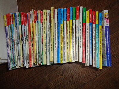 Archie Digest - 38 Books (18 Double, 19 Single, 1 Jumbo)
