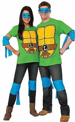 Leonardo Kit TMNT Teenage Mutant Ninja Turtles Halloween Adult Costume Accessory