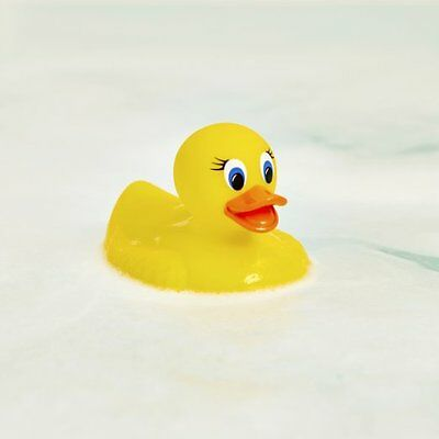 Munchkin Ducky Hot Safety Bath Kids Rubber Toy Bathing Baby Accesories Indicator