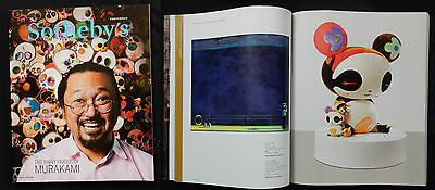 D/ SOTHEBY'S PREFERED 2015 The many moods of MURAKAMI