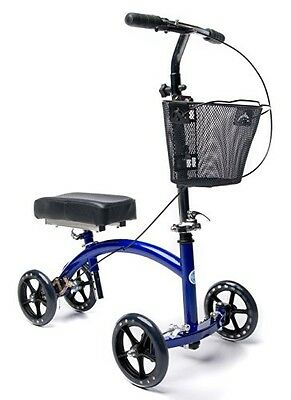 KneeRover Deluxe Steerable Knee Walker / Cycle - New