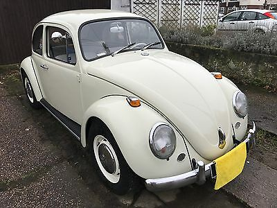 Vw Beetle 1965 1300 Twin Port