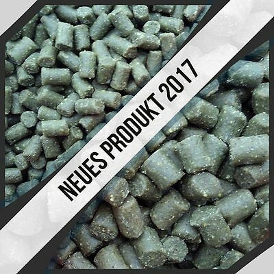 DEEP WATER BAITS BOILIE PELLETS - ACTIVE FEED LINE - MUSSEL/FISH 10 kg BIG