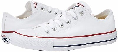Optical Low Chuck Womens Mens Shoes Ox Converse Taylor Sizes White 6IH4wqvq