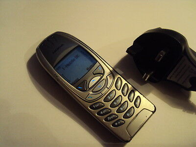 Original Old  Nokia 6310I Unlocked Made In Germany Mobile Phone Working+Charger