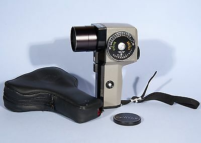 Pentax Spotmeter V Exposure Meter * Cased * Fully Working *