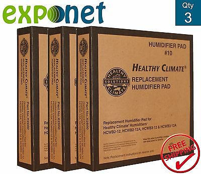 Lennox Healthy Climate #10 Humidifier Water Panel Evaporator-X2660