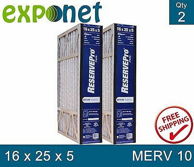 GeneralAire GF 4511 MAC1400 ReservePro 16x25x5 Media filter PACK OF 2
