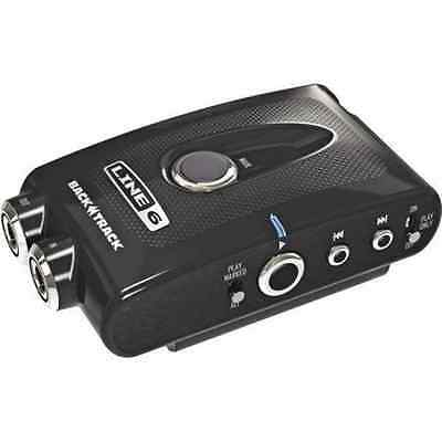 NEW SEALED Line 6 Backtrack –Instant portable recorder/ instant reply forguitar