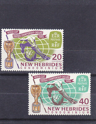 Stamps of New Hebrides