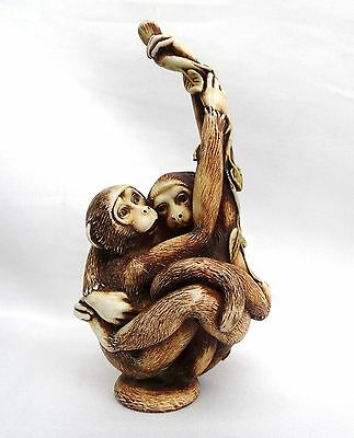 'HANG IN THERE' Monkeys Let's Play Series ADAM BINDER 2004 UK