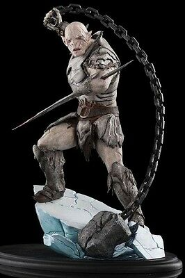 Azog, Commander of Legions - Ltd. 1:6 Weta Statue (Der Hobbit) - Neu!