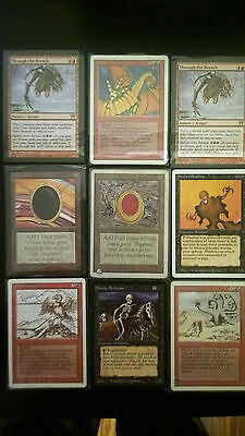 2xThrough the Breach / Mox Ruby / Mox Jet / Nether Shadow / Shivan Dragon ......