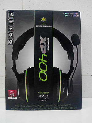 Cascos Turtle Beach - Ear Force XP 400 - Para PS3/Xbox 360