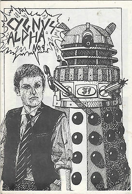 Doctor Who Fanzine - Cygnus Alpha Issue 9 - 1983 - Great Condition