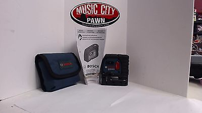 %Bosch GPL5 R 5-Point Self-Leveling Alignment Laser Level!! Free Shipping!!%