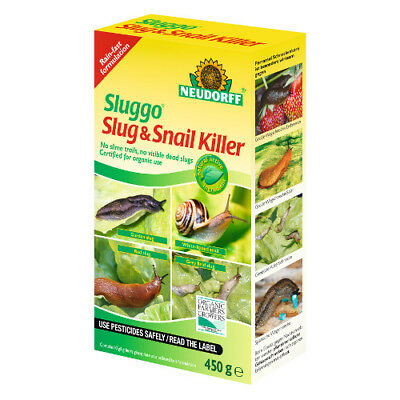 Sluggo Slug and Snail Killer 450g Neurdorff